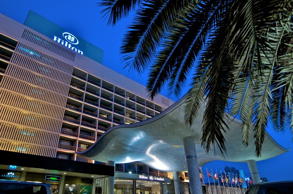 Hilton Istanbul Foto Hilton