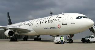 Star Alliance Mitglied Turkish Airlines Foto: Turkish Airlines
