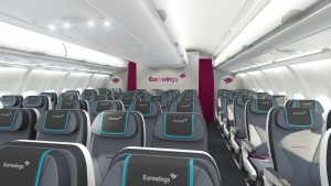 Basic / Smart Kabine der Eurowings Foto: Germanwings