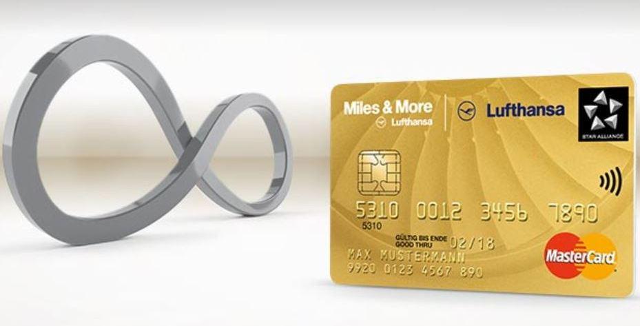 Miles & More Credit Card Gold Foto: Miles & More
