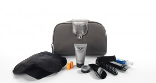 Amenity Kit von Bentley Foto: Turkish Airlines