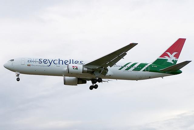 Foto: Air Seychelles B767 Mark Harkin