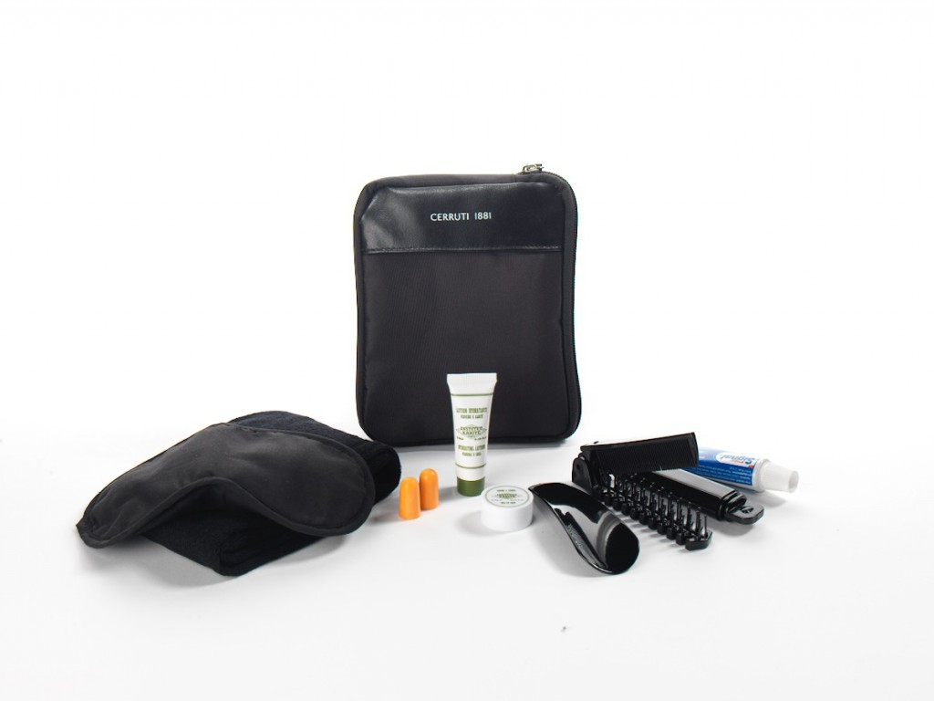 BC AMENITY KIT LH (CERUTTI) Foto: Turkish Airlines