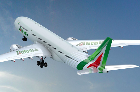 A330 Foto: Alitalia