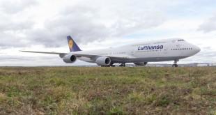 Lufthansa-Boeing 747-8 Foto: Lufthansa