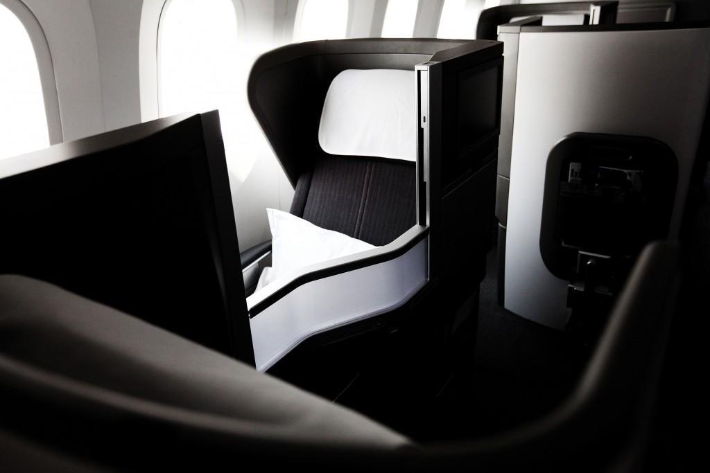 British Airways Boeing 787 Dreamliner, Club World Business Class Foto: Nick Morrish/British Airways