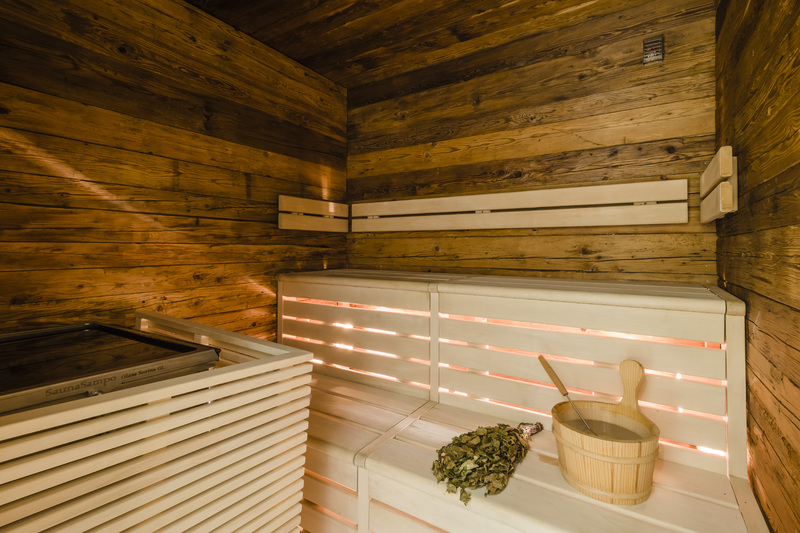Finnair Premium Lounge Sauna Foto: Finnair