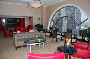 Foto: Hilton Charlotte Center City - Executive Lounge James Willamor