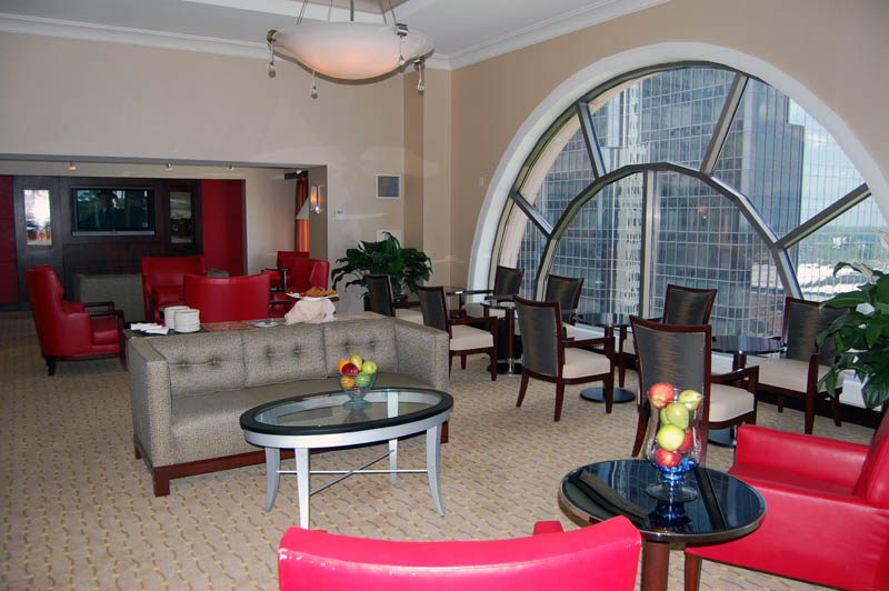Foto: Hilton Charlotte Center City - Executive Lounge James Willamor
