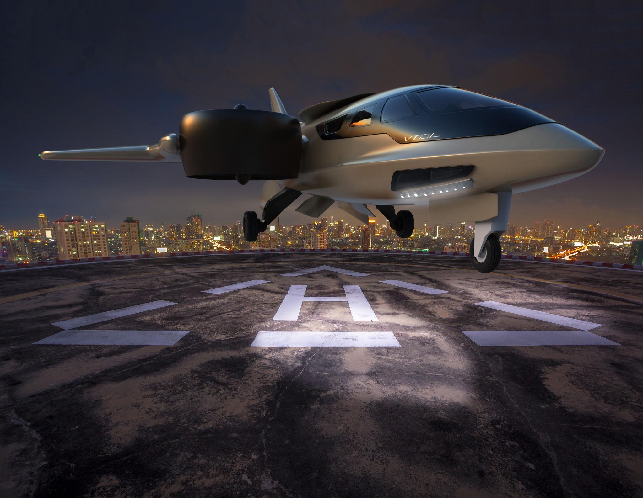 Business Jet TriFan-600 Foto: XTI Aircraft