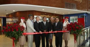 Emirates Cape Town Lounge Eröffnung Foto: Emirates