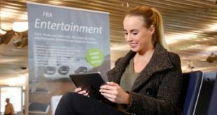 Neues Streaming-Angebot im Mai in der Testphase Foto: Fraport