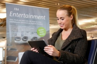 Neues Streaming-Angebot im Mai in der Testphase Foto: Fraport