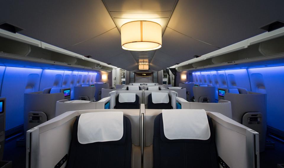Club World, Quelle: British Airways