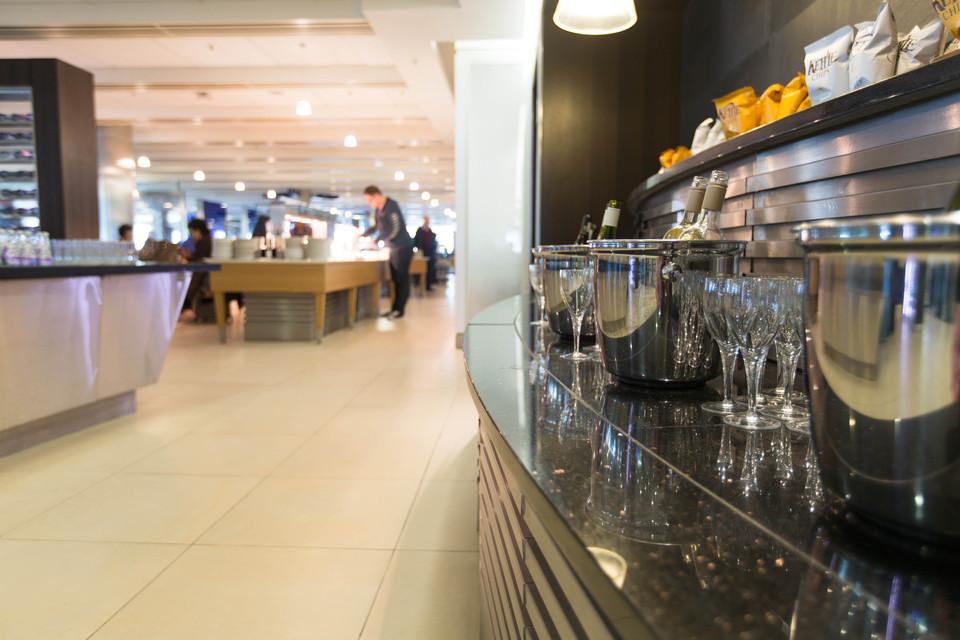 Business Lounge, Quelle: British Airways