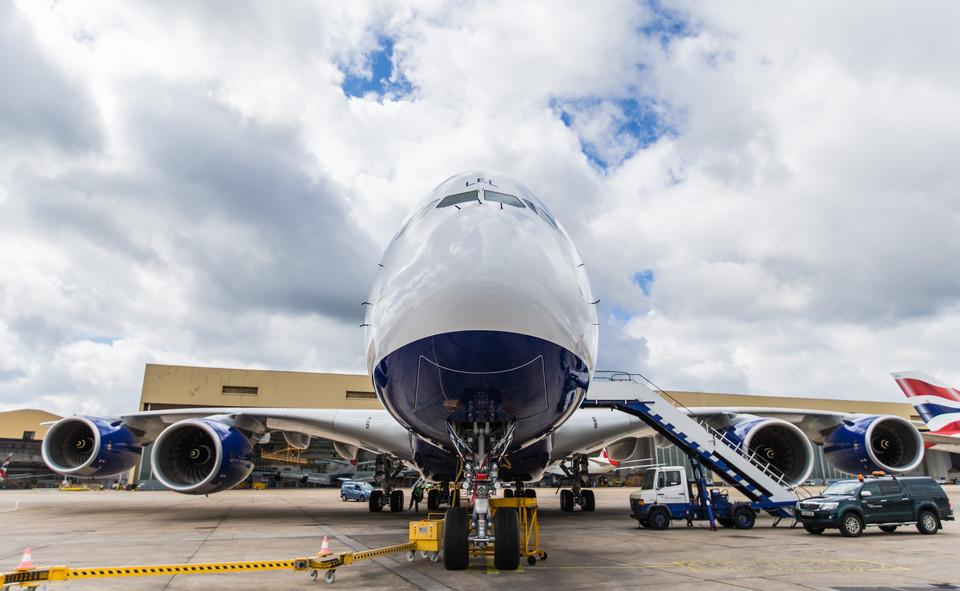 British Airways A380, Quelle: British Airways