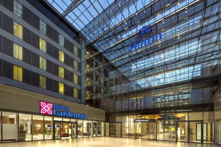 Hilton Garden Inn in Frankfurt