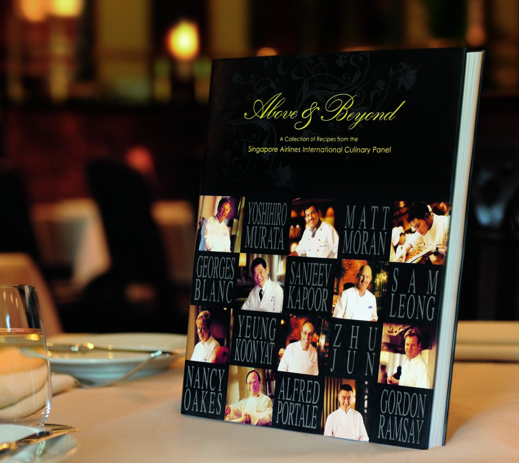 International Culinary Panel Cooking Book