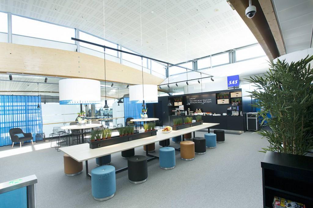 SAS Lounge Quelle: www.flysas.com