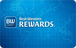 Blue Member Card Quelle: Best Western