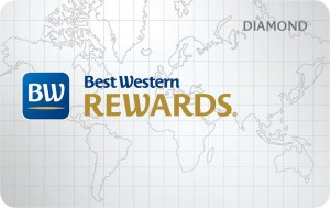 Diamond Member Card Quelle: Best Western