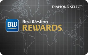 Diamaond Select Member Card Quelle: Best Western