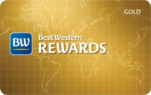 Gold Member Card Quelle: Best Western