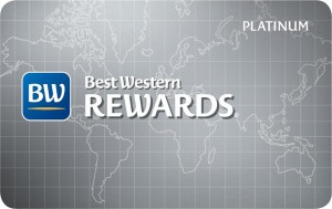 Platinum Member Card Quelle: Best Western