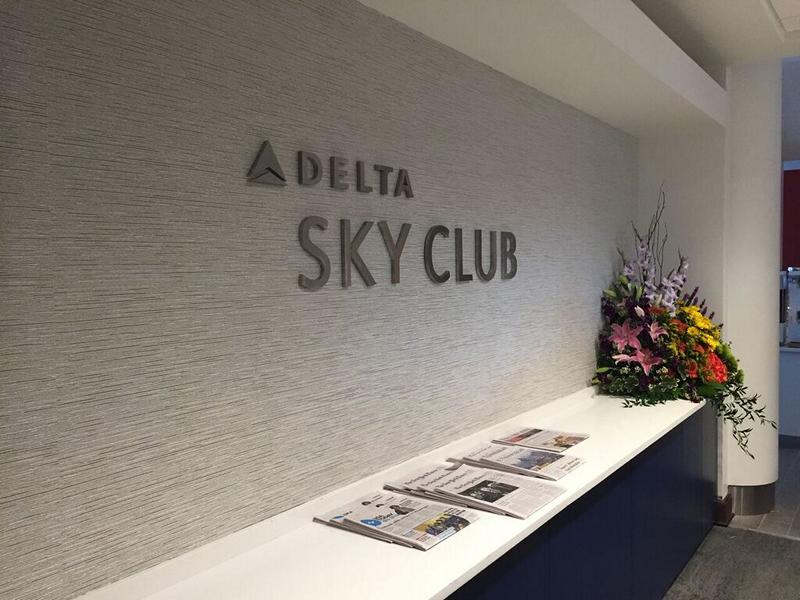 Sky Club Nashville Quelle: Delta Air Lines