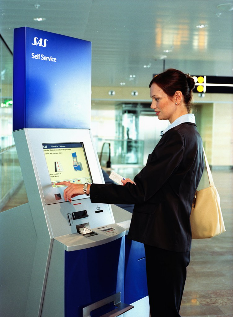 SAS Self-Serive-Check-in Quelle: www.flysas.com
