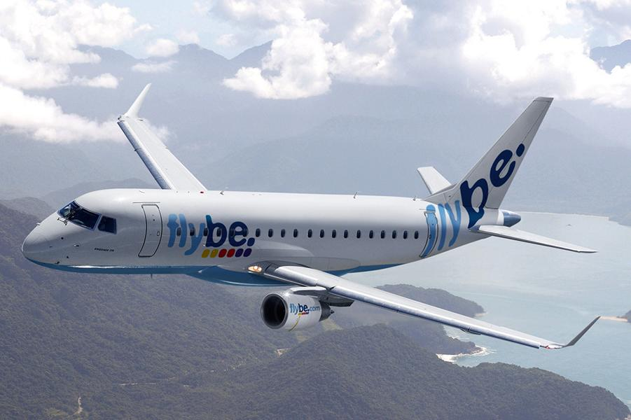 Quelle: Flybe