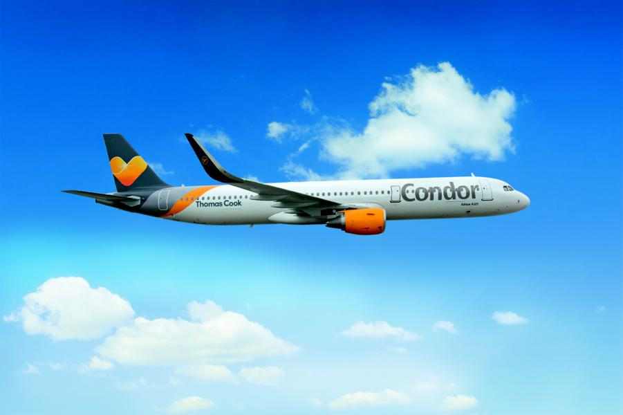Airbus A321-200 Quelle: Condor