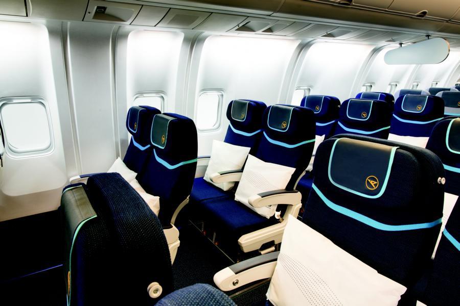 Premium Class Kabine Quelle: Condor
