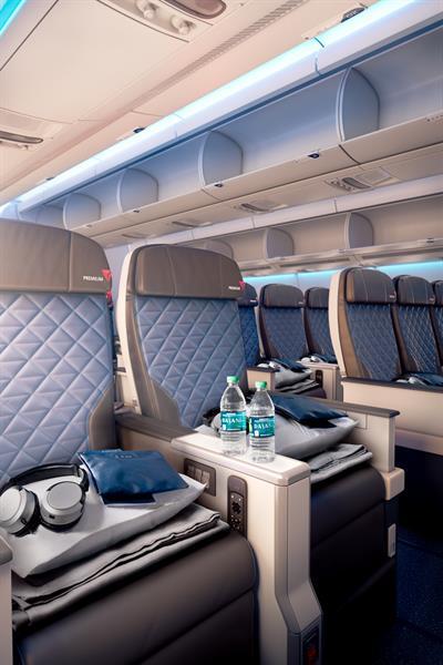 Premium Economy Class Quelle: Delta Air Lines