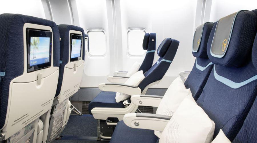 Premium Class Kabine, Quelle: Condor